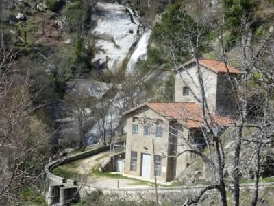 Cascadas de Gavilanes - Pedro Bernardo;excursiones madrid rio jarama pirineo navarro